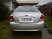 EXCELLENT FORD FALCON 2004 @VERY CHEAP DRIVE AWAY PRICE!! RWC