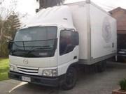 Truck Mazda T 4600,  $13500