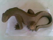Art Handycrafts of Indah Creation(Bali)Komodo dragon statue