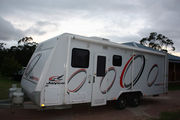 JAYCO BASESTATION 2010 MODEL