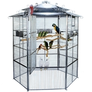 High Grade German Stainless Steel Bird Cage