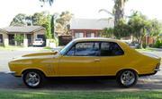 Holden Torana GTR XU1 (XU2) 500HP 302 V8 Chev, Turbo 400