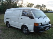CAMPERVAN MITSUBISHI EPRESS FULL EQUIPED WITH RWC AND REGO