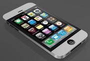 New iPhone 5 32gb  White Unlocked