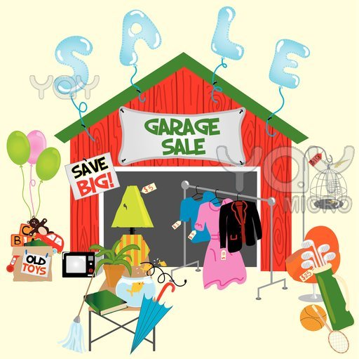 the classifieds garage sales Melbourne