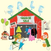 Garage Sale - Saturday 17th November - Heathmont