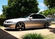 Holden Commodore SS 2001