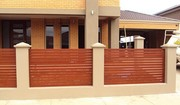Supply and Install all types of Window Shutters,  fences