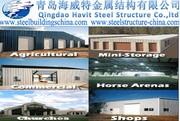 Steel Workshop, Steel Warehouse, Prefabricated Steel Buildings