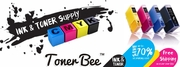 Toner Bee - Buy cheap ink and toner cartridge online.