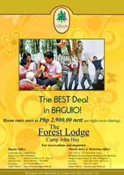 The Best Hotel deal in Baguio City Philippines