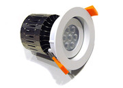 Awesome 5x3w LED Downlight Kit - CREE MX-6