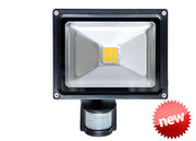 Stylish 20w LED Sensor Flood Light – Epistar