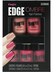 Ombre Nail Art Kit Pink