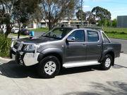 2008 Toyota Hilux SR5 KUN26R 4x4, 3.0L diesel, automatic, 72000kms
