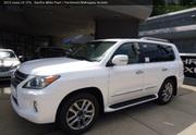 For Sale New Lexus LX 570 2012 White@ $25000