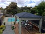 roof shingles | pergola roofing
