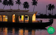 Kerala Houseboat Packages by Country Travel Mart