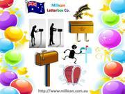 Milkcan Letterbox Company in Australia