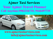 Tempo travel hire in ajmer,  luary bus hire in ajmer
