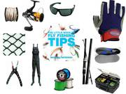 Wide Range of Fishing Accessories