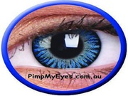 Halloween,  Special Effect Crazy Contact Lenses