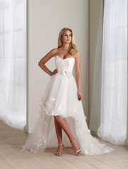 High-Low Wedding Dresses