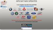 GPS MAP UPDATES