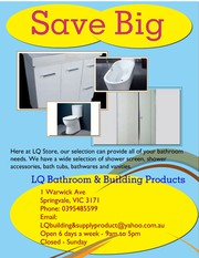 Bathroom vanity,  Bathtub,  Shower Cubicle,  Tabware,  Toilet.