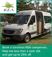Budget Traveling with KEA Bouncer Special Offer: Get Upto 25% Off