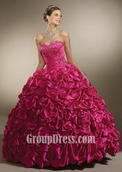 40% off On Red Quinceanera Dresses at Groupdress.com