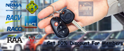 Get 10% Discount on any Car Hire
