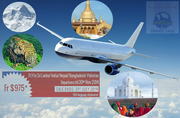 Fly to Asian Country with Our Cheap Airfares