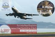 Cheap Flight to Nepal