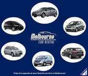 Special Car Hire Discount in Australia