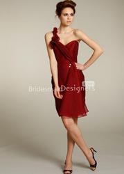 Discount Organza Bridesmaid Dresses 2014