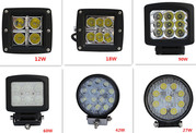 Manufacturer of LED Working light, LED Light Bar, Led Headlight