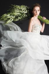 Romantic Bridal Gowns Fall 2014