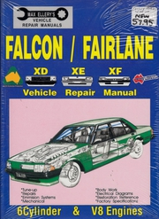 Ford Falcon Manual