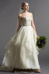 Cheap Designer Wedding Dresses 2015
