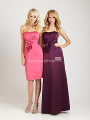 Strapless Bridesmaid Dresses & Gown Feather Light