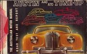 Car Restoration Manual