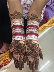 Karva Chauth Special - Melbourne Henna
