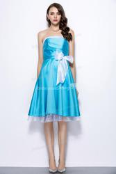 Tea Length Wedding Dresses-Perfectly Smart Choice