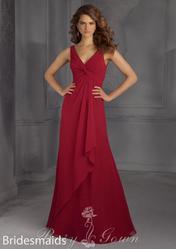 Elegant Long Bridesmaid Dresses