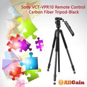 Buy Sony VCT-VPR10 Remote Control Carbon Fiber Tripod-Black
