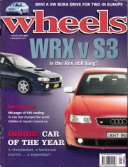 Wheels Modern Motor Magazines