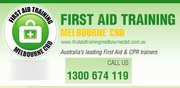 First Aid and CPR Course Melbourne - CBD College