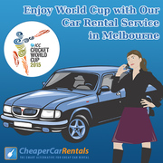 Enjoy World Cup With Our Car Rental Service in Melbourne