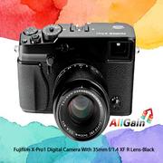 Buy Fujifilm X-Pro1 Digital Camera with 35mm f/1.4 XF R Lens-Black
